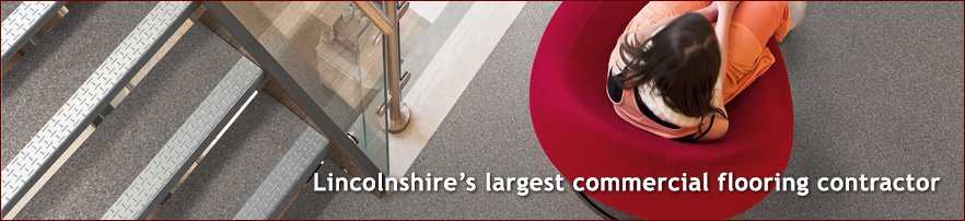 Lincolnshire's largest commercial flooring contractor